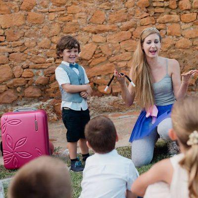 animadora infantil barcelona