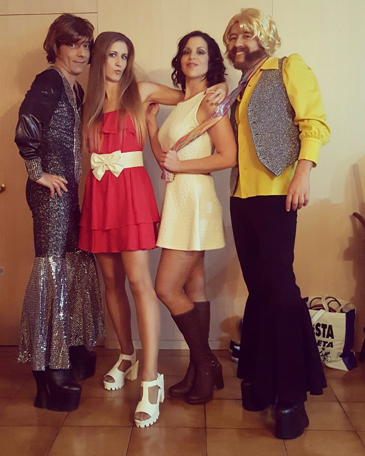 artista show ABBA