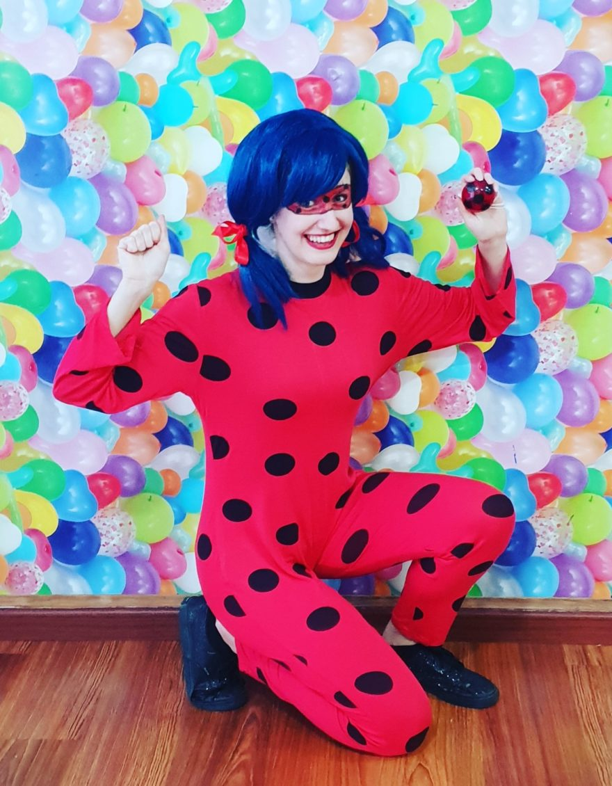 Animación infantil Ladybug